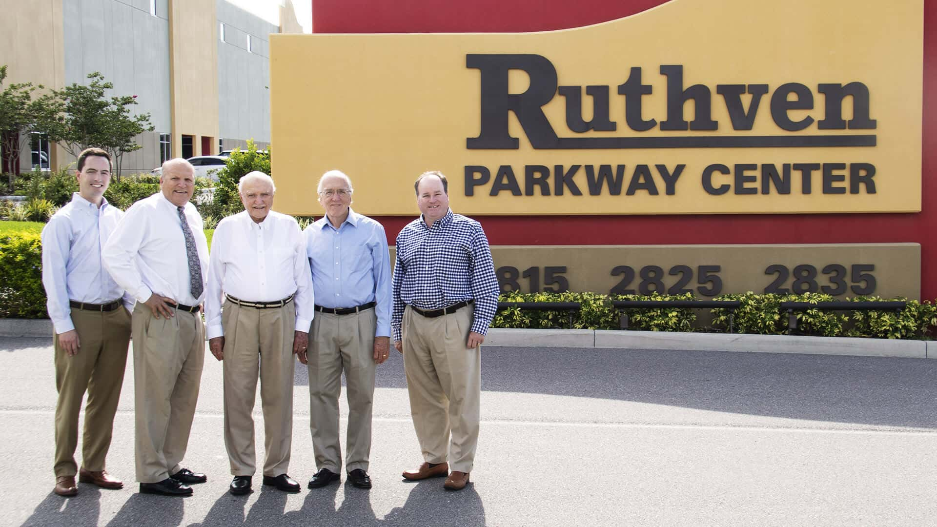 The Ruthvens